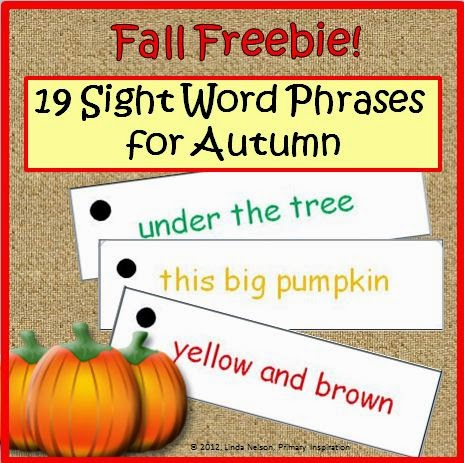 http://www.teachersnotebook.com/product/linda%20n/fall-sight-word-phrases
