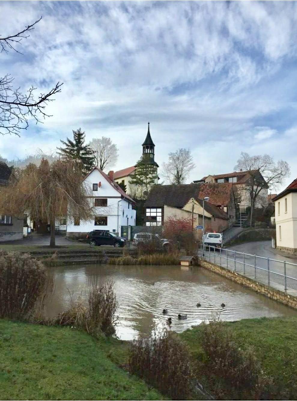 Marbach - Ein Ortsteil von Erfurt