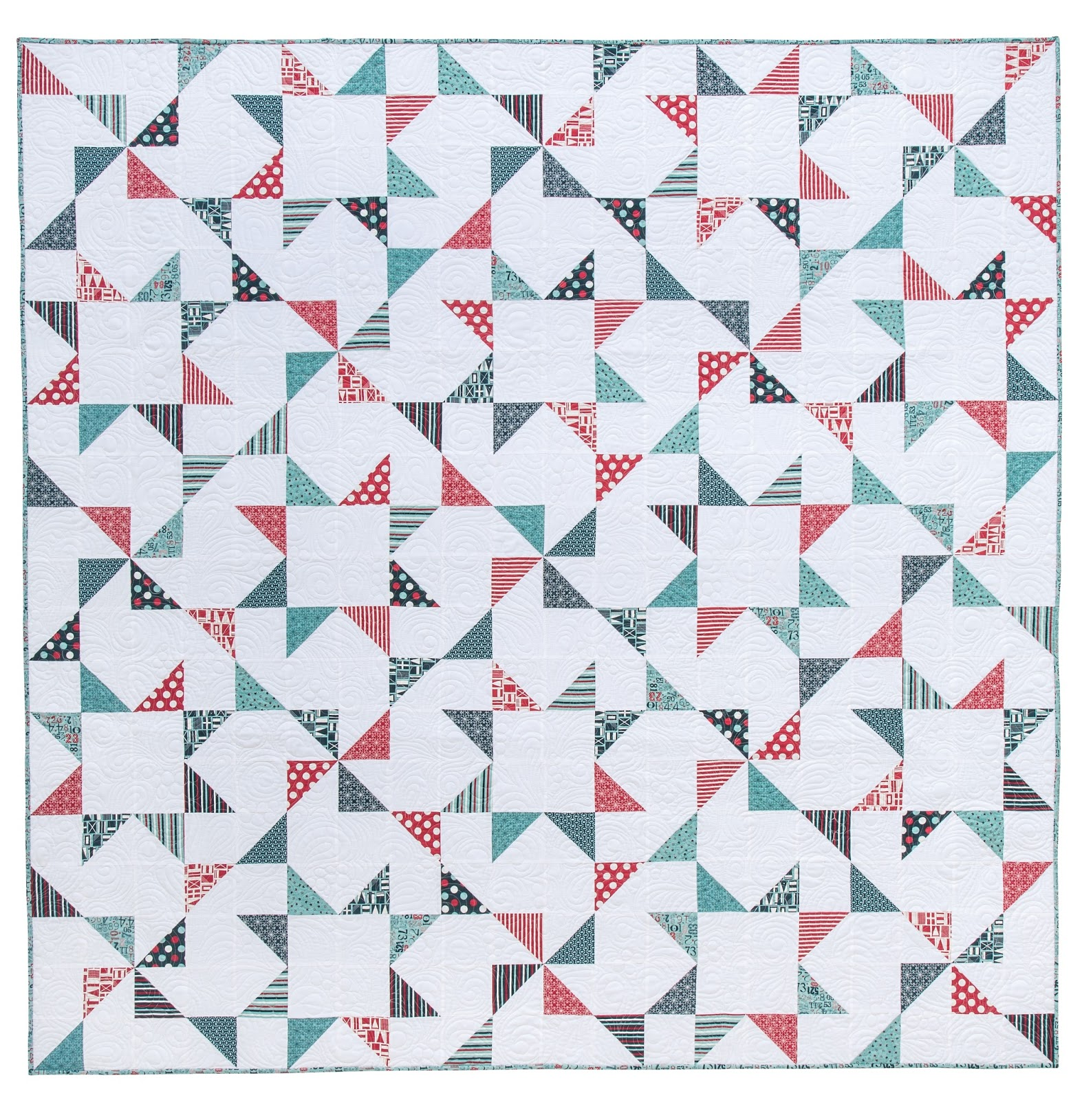 Starboard and 75 Fun Fat Quarter Quilts!!