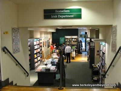 Hodges Figgis bookstore, Dublin, Ireland