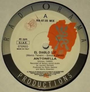 ANTONELLA - El Diablo (1987)