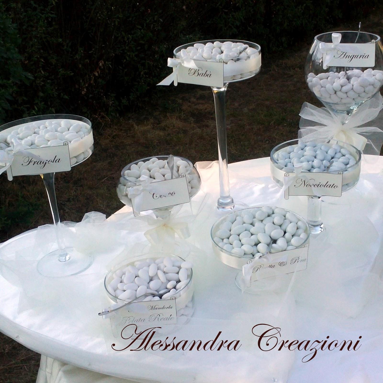 Confettata Matrimonio Natalizio : Alessandra creazioni matrimonio da sogno