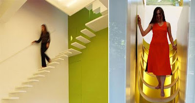 Creative and Modern Staircase Designs (15) 3