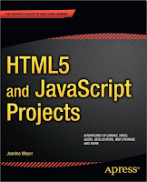 HTML and  JavaScript Projects Free book download