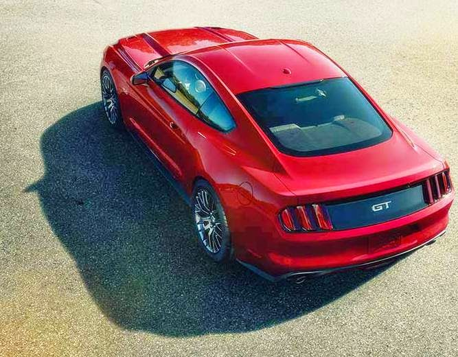 2015 Ford Mustang GT Automatic Canada