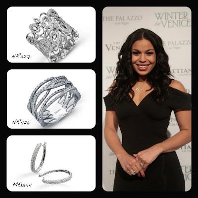 Arthur39s jewelers fashion alert jordin sparks in simon for Jordin sparks wedding ring