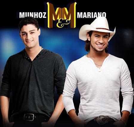 Munhoz e Mariano   Camaro Amarelo