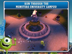 Screenshot Monster University Catch Archie