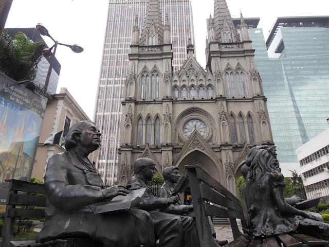 Igreja presbiteriana no Rio/Foto: Marcelo Migliaccio
