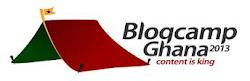 BLOGCAMP GHANA 2013