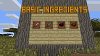 Basic Ingredients Mod para Minecraft 1.7.10