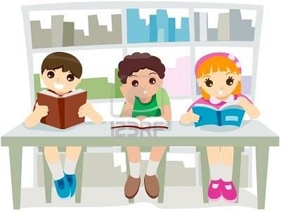 картинки библиотекарь для детей