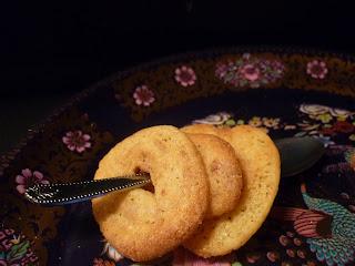 Rosquillas de Naranja - Mexikanische Orangenkringel