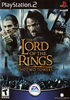 The Lord of the Rings: The Two Towers Ps2 Iso Ntsc Mega Juegos Para PlayStation 2