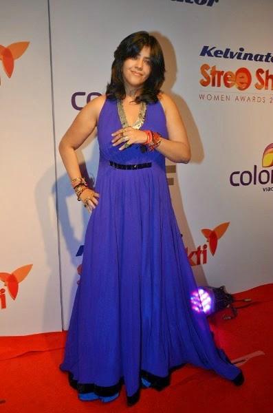 Ekta Kapoor at Stree Shakti Awards