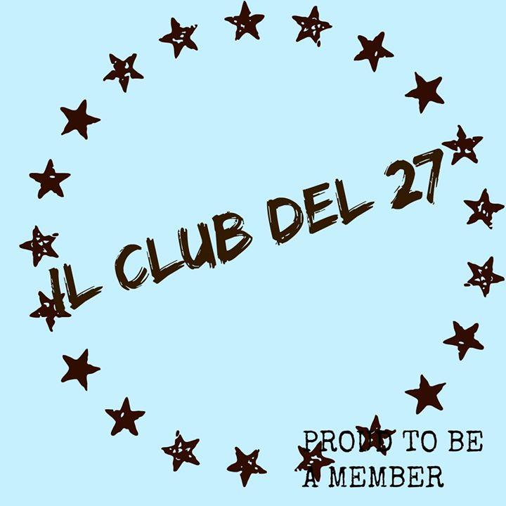 Il club del 27...