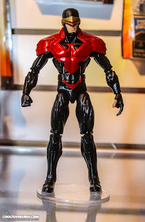 Hasbro 2013 Toy Fair Display Pictures - Wolverine Marvel Legends - Phoenix Cyclops