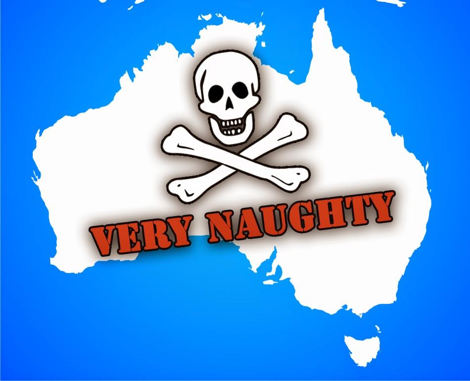 Naughty Aussies