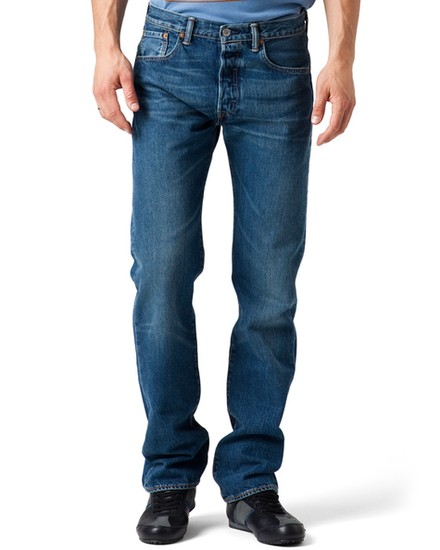 Levi's Men's 501 Jean – What the company catalogues won't tell you