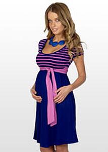 Vestidos modernos para maternidad