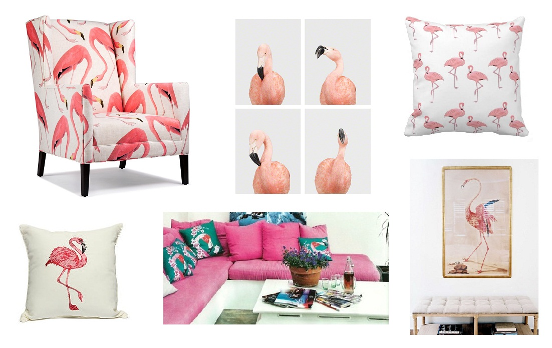 Funky Feathered Friends on Pinterest Modern Wallpaper  : FLAMINGOHOME from www.pinterest.com size 1102 x 695 jpeg 179kB