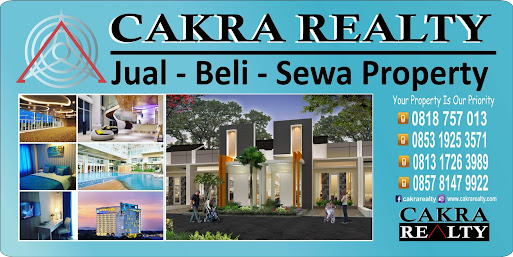 Welcome to Cakra Realty Website