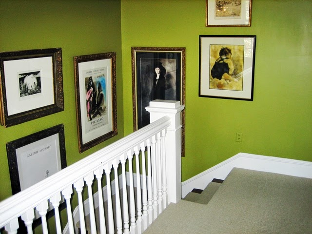 wall colour ideas for hallways