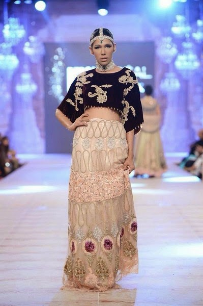 Saira Shakira Formal Dress Collection for Winter-Fall 2014