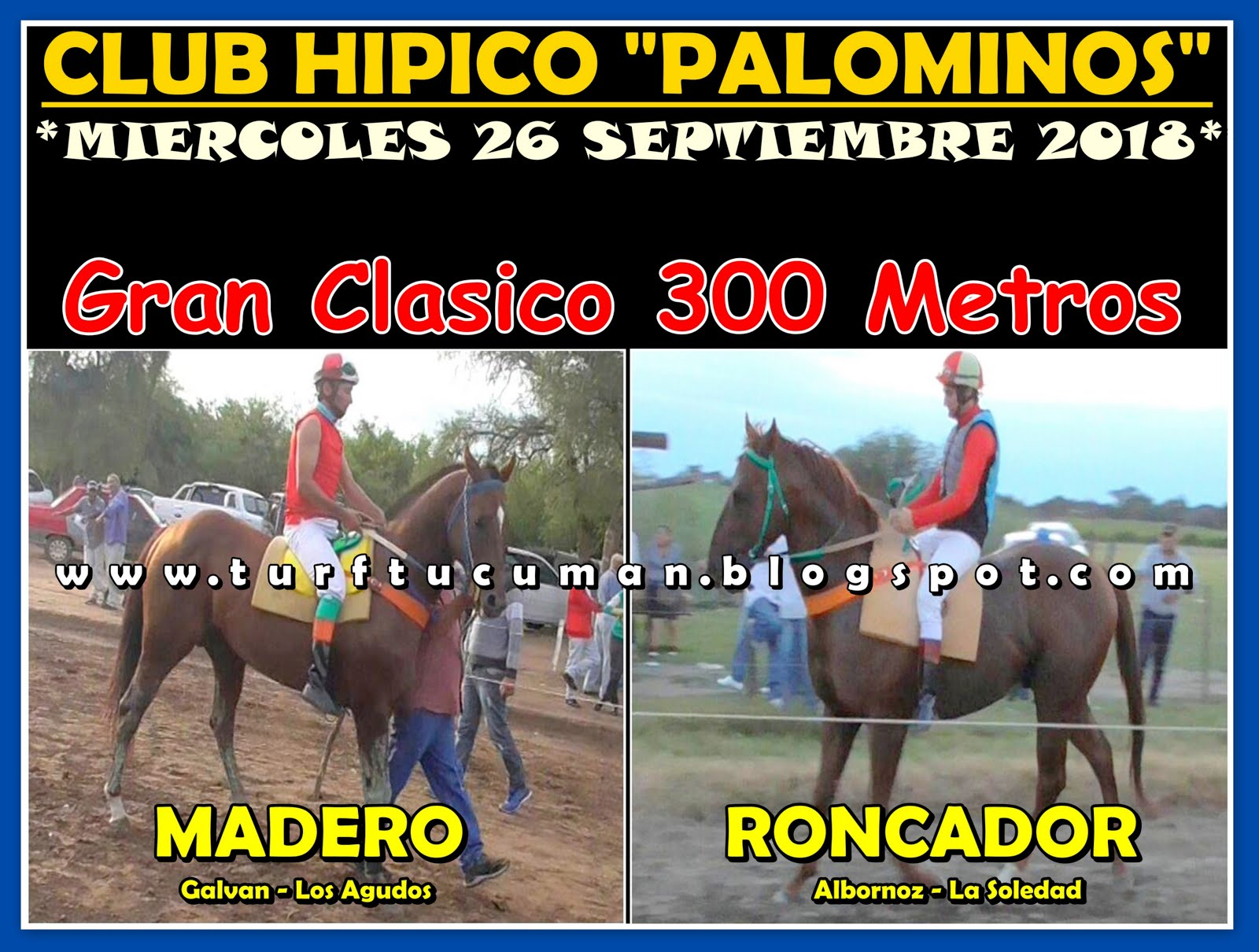 MADERO VS RONCADOR