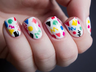 Uñas decoradas lindas
