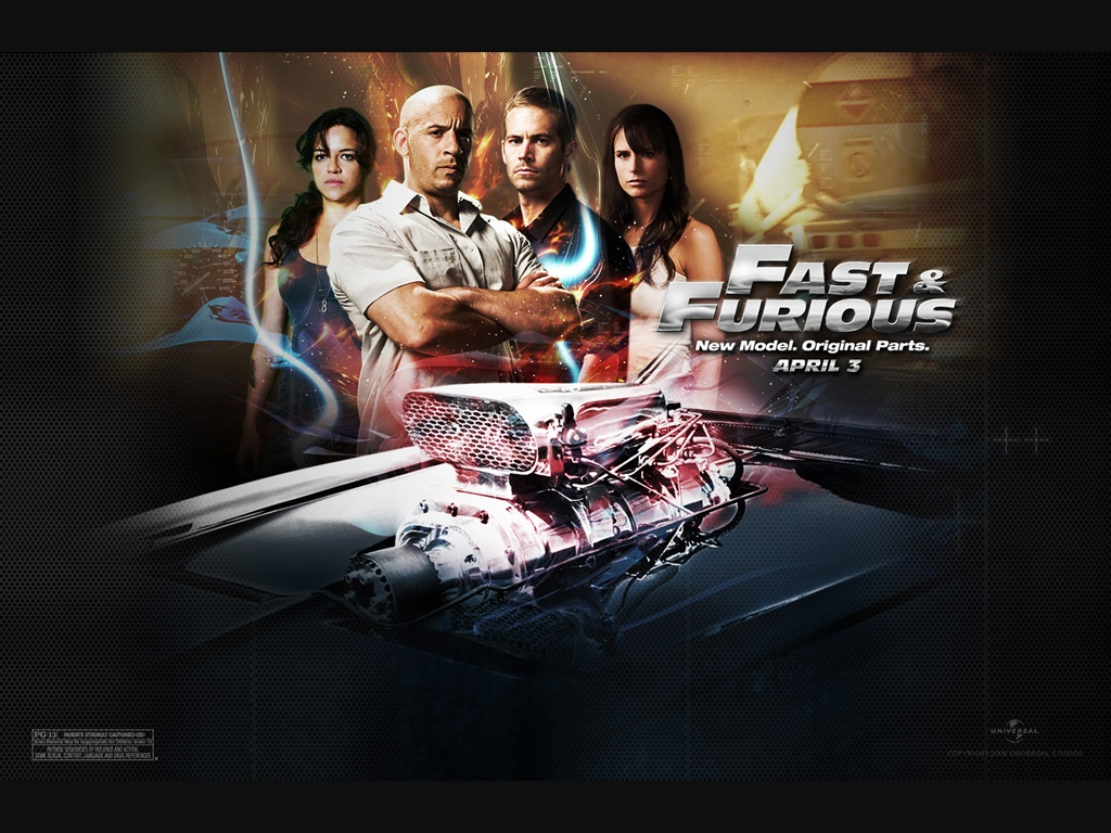 Twila Mann The Fast And The Furious Hd