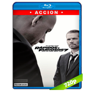 Rápidos y furiosos 7 (2015) BRRip 720p Audio Dual Latino-Ingles