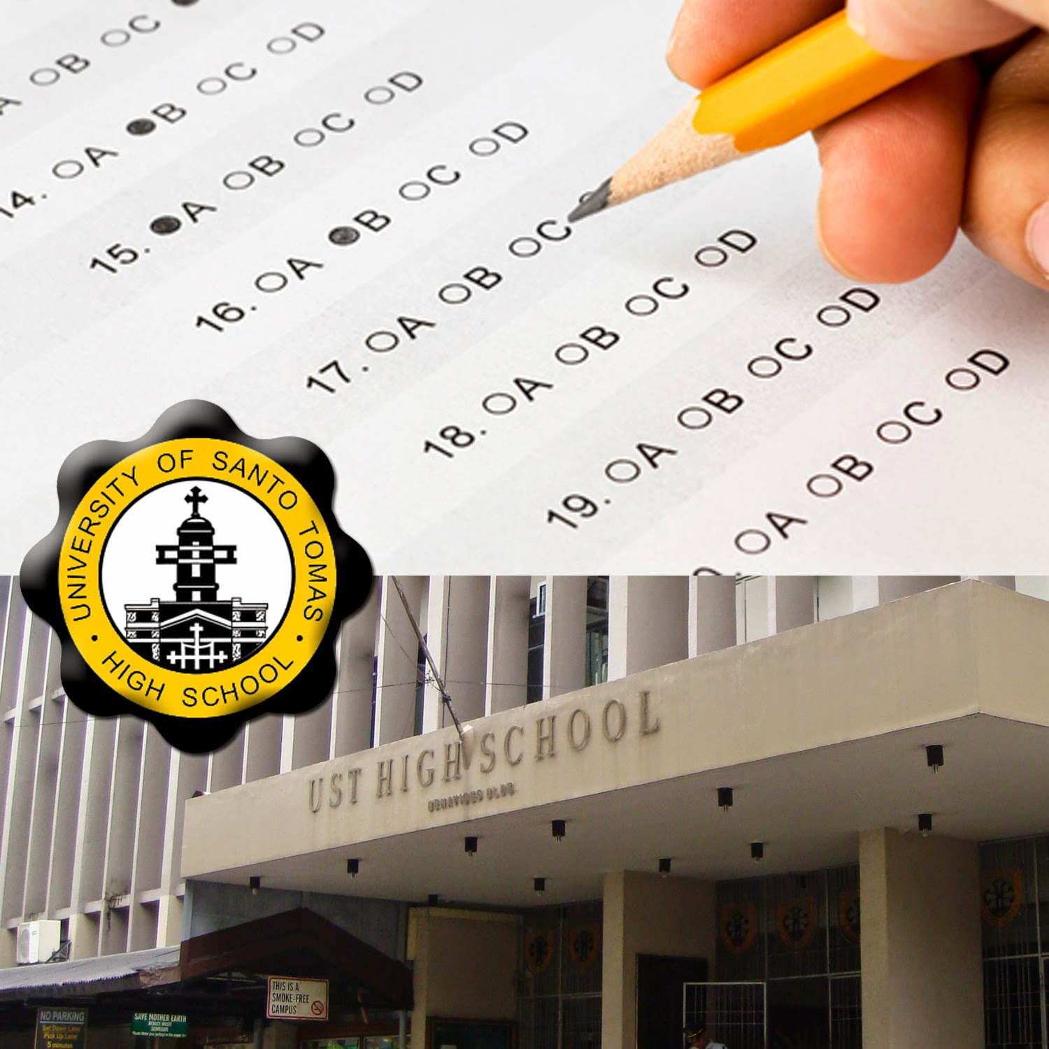 Ust Architecture Drawing Exam university of santo tomas: august 2014