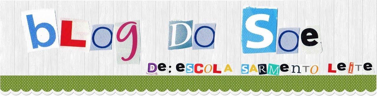 Blog Da Escola Sarmento Leite
