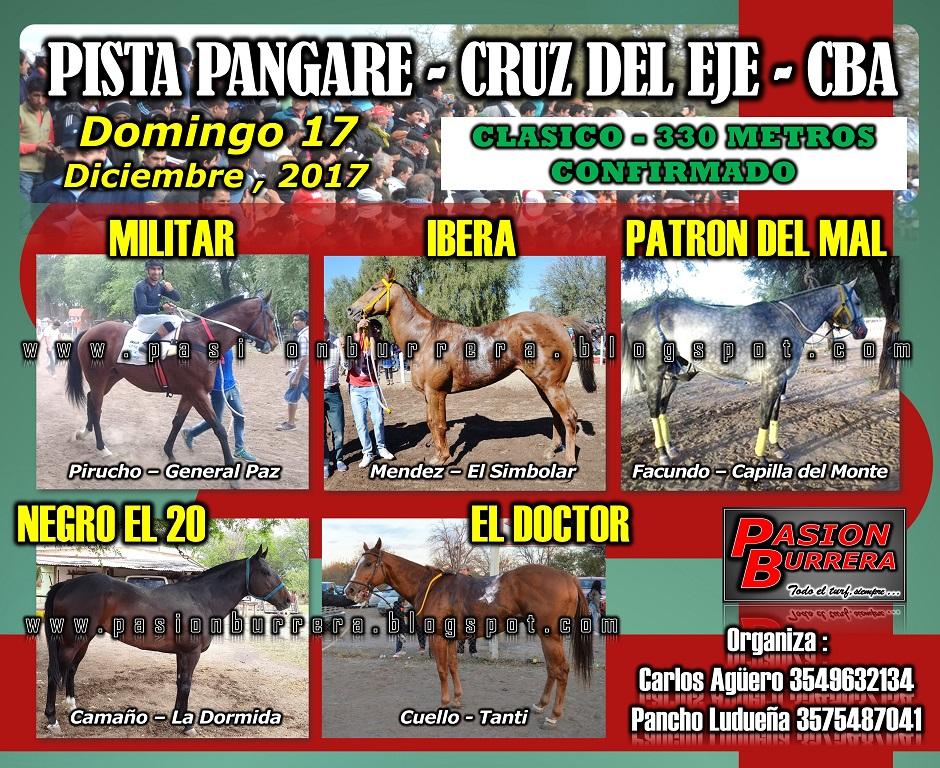 PANGARE 17 - 330