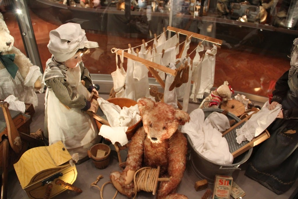 Museu de brinquedos - Spielzeug Welten Museum Basel Suíça