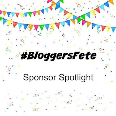 #bloggersfete, sponsor spotlight, prizes, contests, twitter party, facebook party
