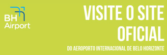 Visite site oficial do aeroporto