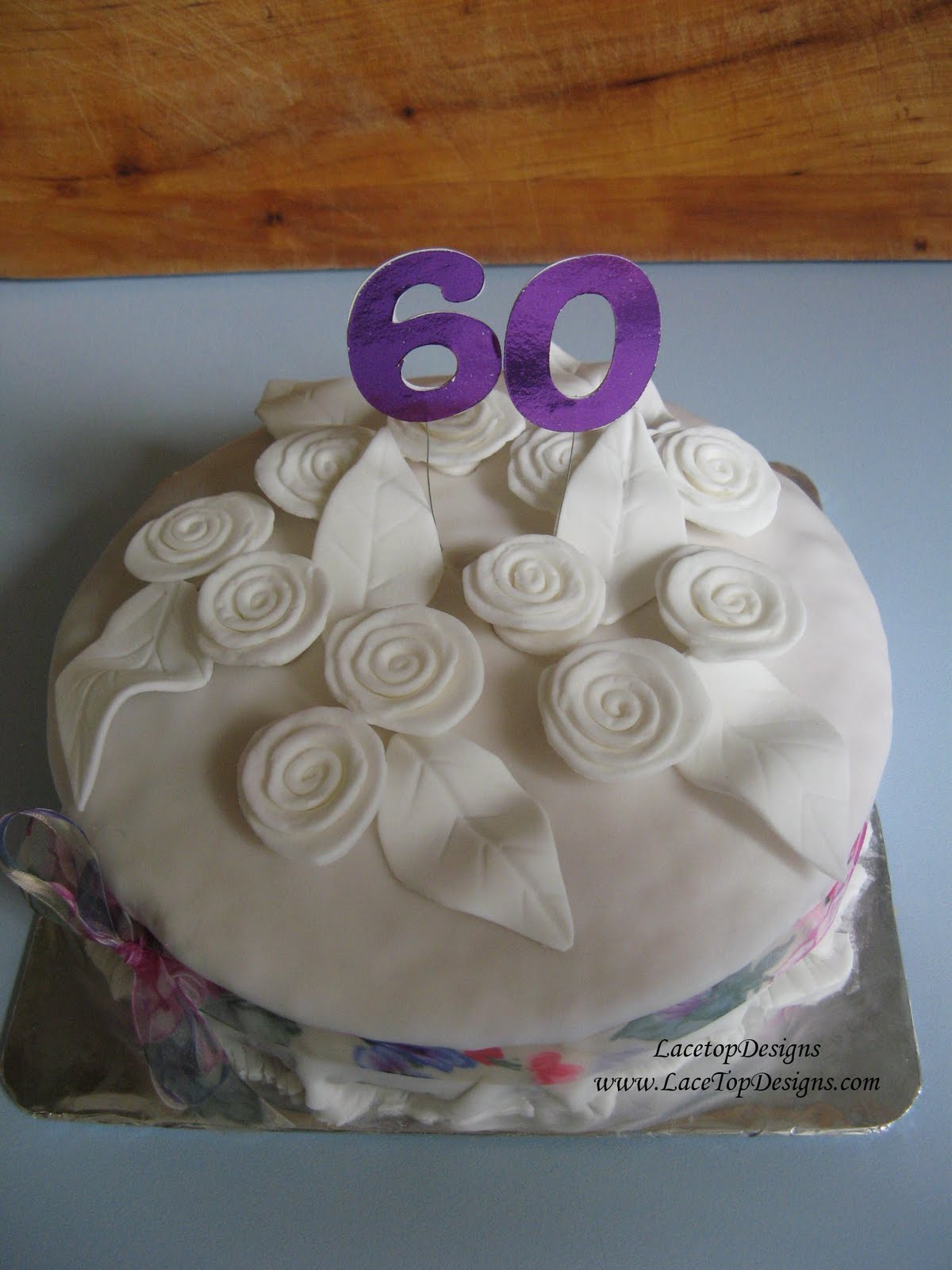 Cake Designs For 60th Birthday : 60th Birthday Cake Ideas