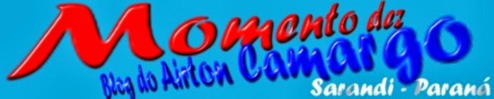Airton Camargo - Blog Momentodez