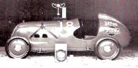 71. Japońskie wyścigowe klasyki #01: Datsun NL-75 & NL-76.  日本車 ダットサン staryjaponiec