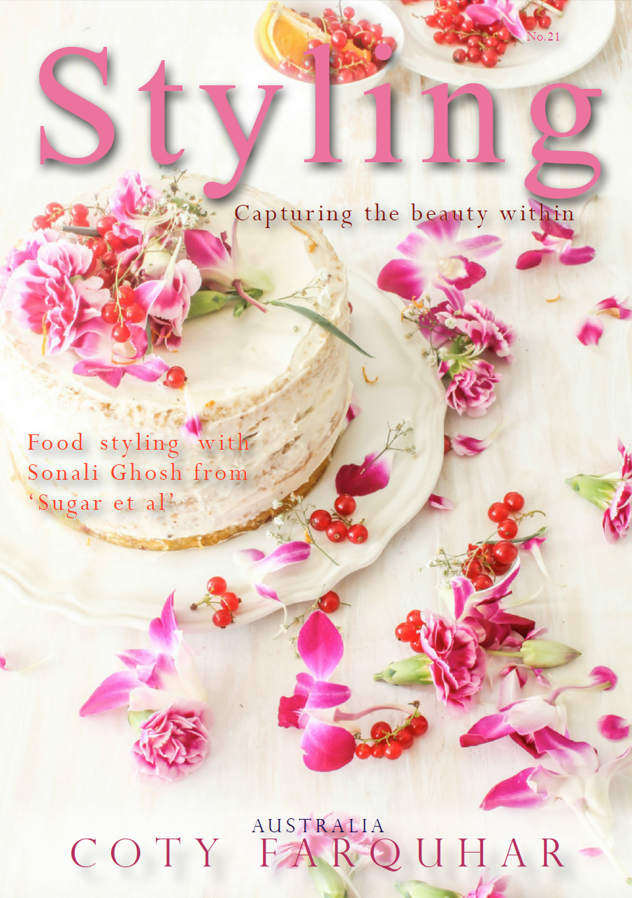 Read the latest issue of Styling Magazine