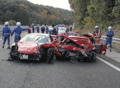 Accidente Japon