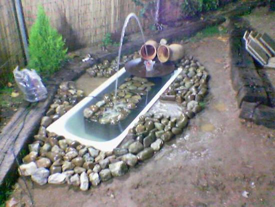 El blog de la elena un blog dulce divertido y - Como decorar un estanque ...