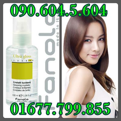 Serum đặc chế tóc hư tổn Fanola Ultra gloss