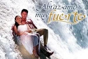 Ver abrázame muy fuerte telenovela completa (2000)