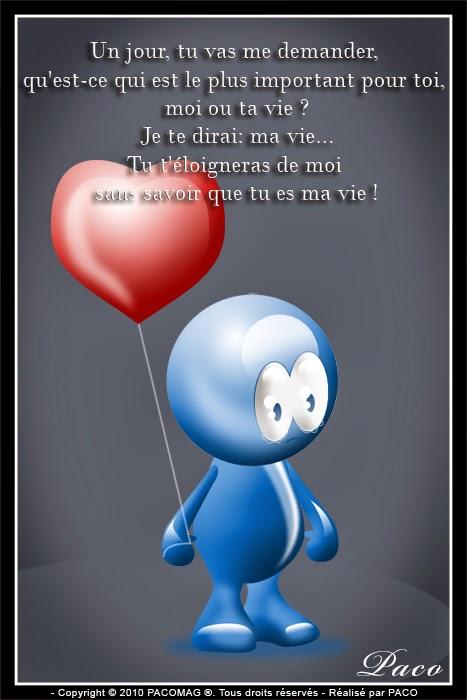 Messages Damour Tu Es Ma Viecitations Damour