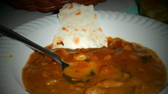 vegan curry
