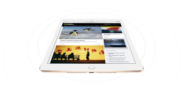 Apple iPad Air 2 - Connectivity