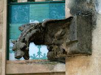 Gàrgola ornamental de la Torre Montserrat
